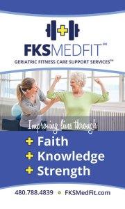 FKS MedFit Promo Magnet