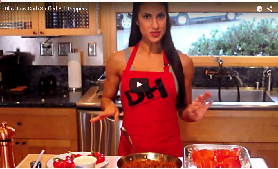 Cooking Demo Video