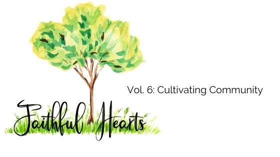 Download this free, seven-day study, guiding you to uproot isolation and plant #community as you cultivate a faithful heart. Found on marykathryntiller.com. #biblestudy #freeresource #freestudy #study #bible