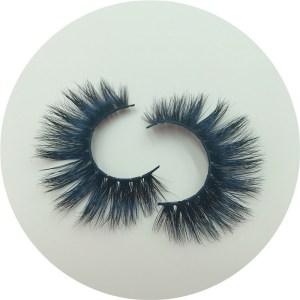regular mink lashes A033