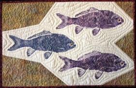 three carp