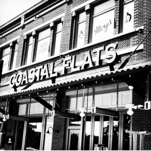 Photo of Outside of Coastal Flats Restaurant. Courtesy of Yelp.com.