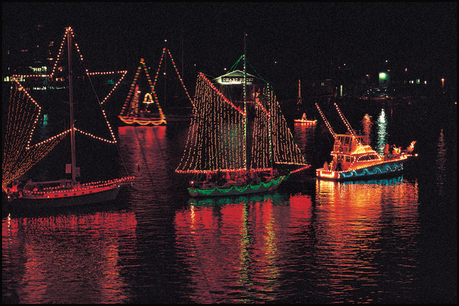 Annapolis\' Christmas Light Boat Parade, December 9 - Our Community ...