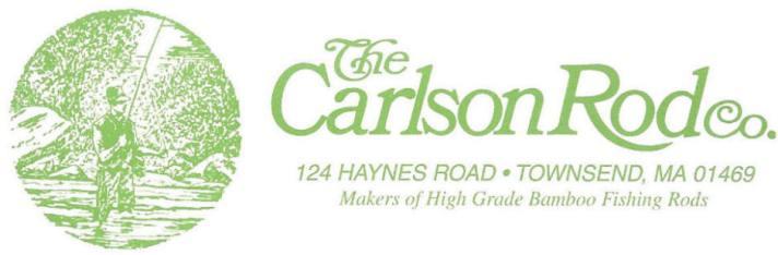 Carlson rods