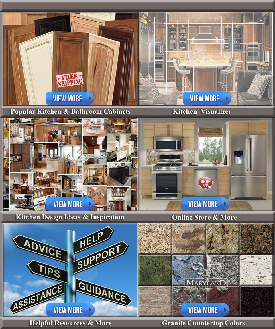 maryland kitchen cabinets - discount kitchen & bathroom cabinets