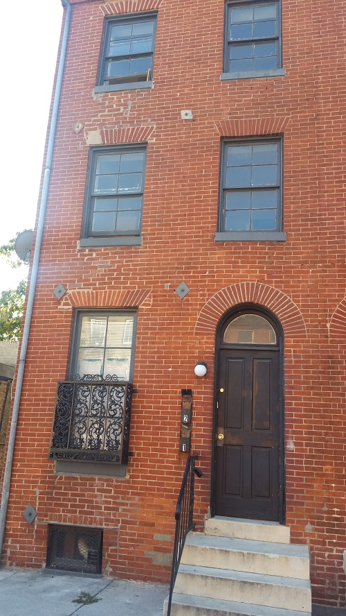Beautiful Split-level Townhouse in Baltimore City ...