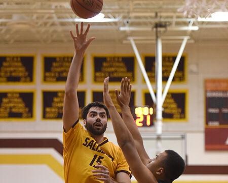 Salisbury Vs St. Mary's (Md) Men's Basketball Game Recap ...