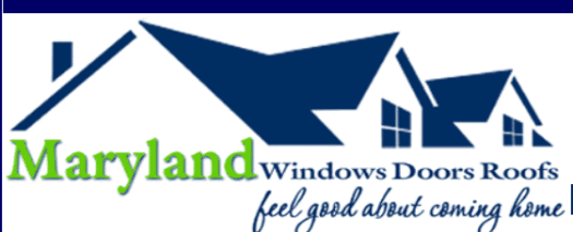 Maryland Windows Doors Roofs Logo