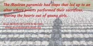 pyramid sacrifices