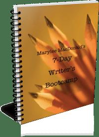 7-Day Writer's Bootcamp