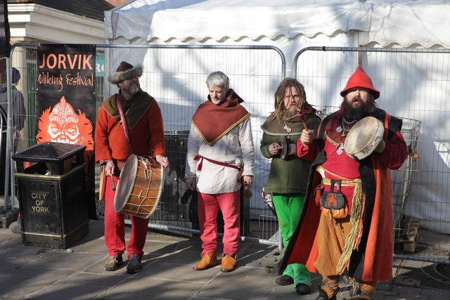 Sagas:Viking musicians - geograph.org.uk - 1717663.jpg