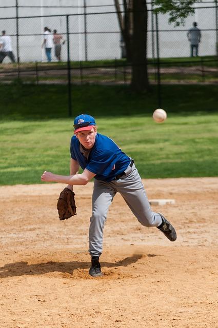 baseball, pitching