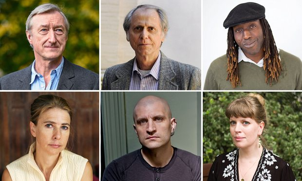 Literary Prize Long List | Man Booker Finalists