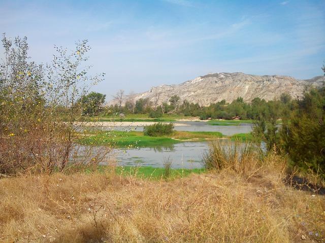 ebro, nature, landscape, dialogue exercises
