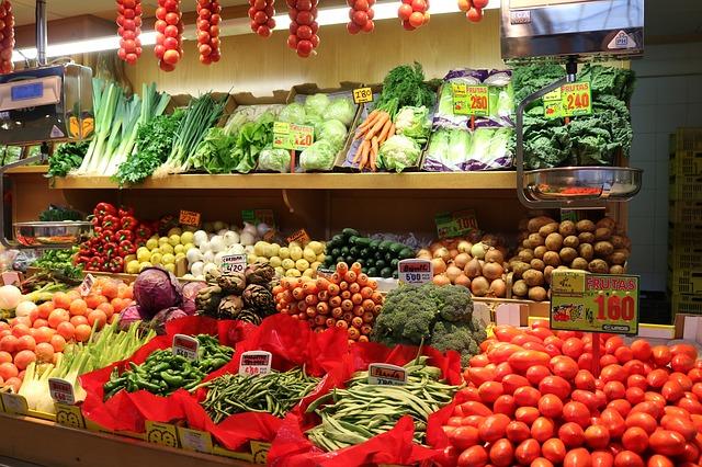 publishing myths, vegetables, market hall, palma