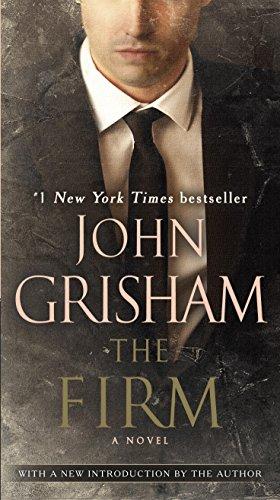 Grisham's book THE FIRM heighten tension
