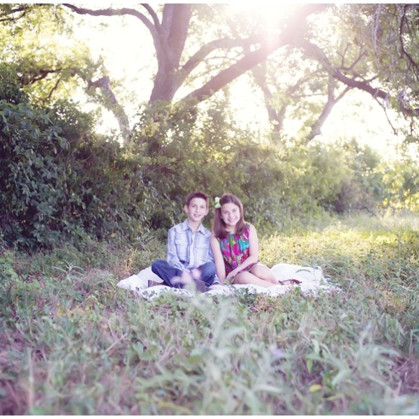 A beautiful family – Arlington Photographer