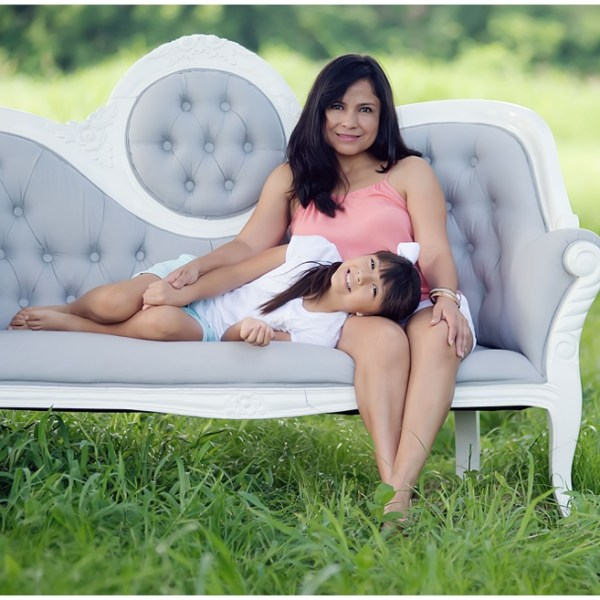 Gaby and her daughter! – Arlington Photographer