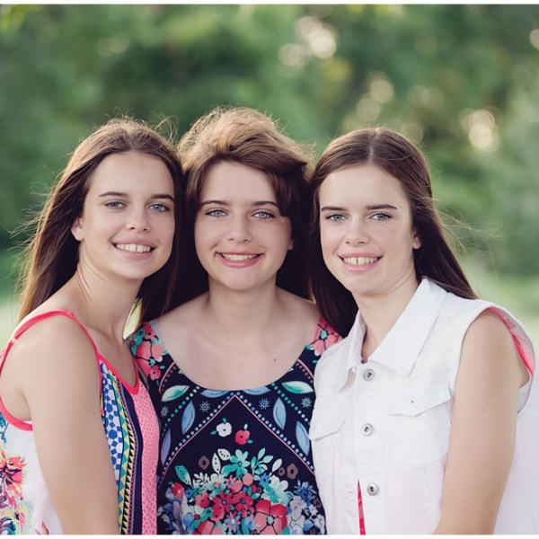 Sisters forever – Arlington photographer