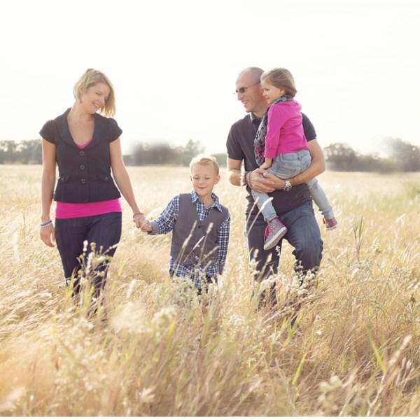 The Hanckowiak Family – Arlington Photographer