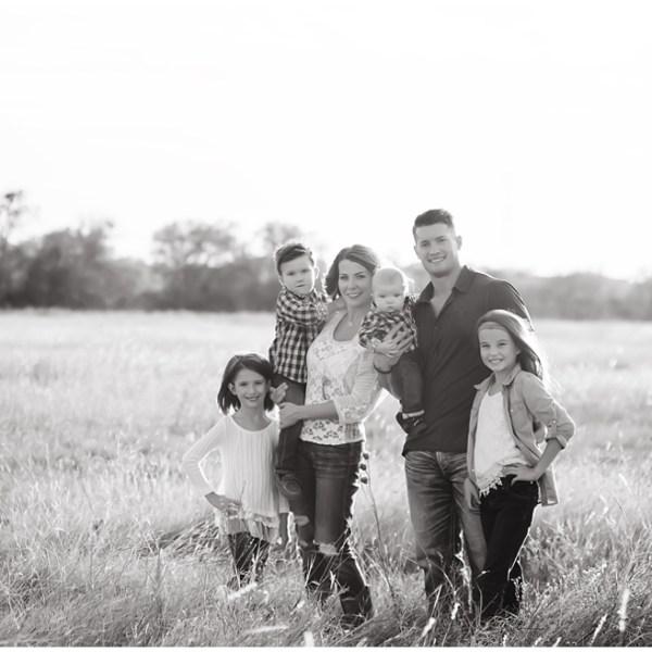 The Springer Family – Arlington Photographer