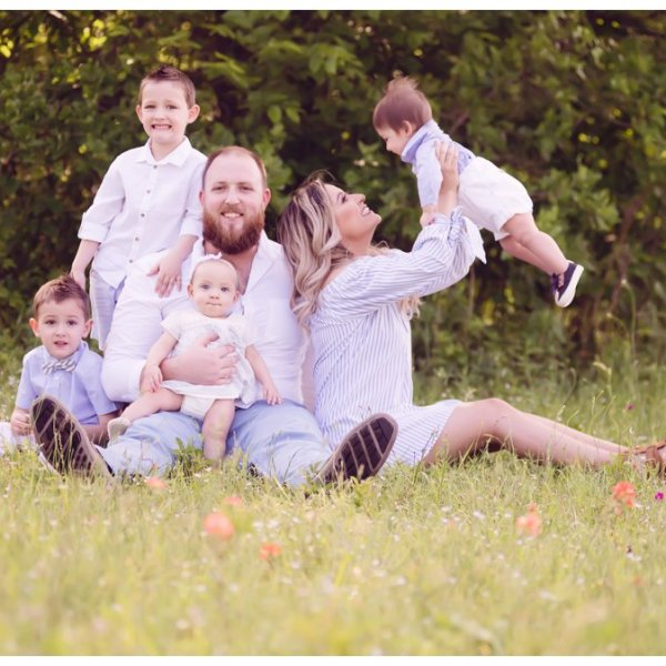 Fort Worth Photographer – W Family