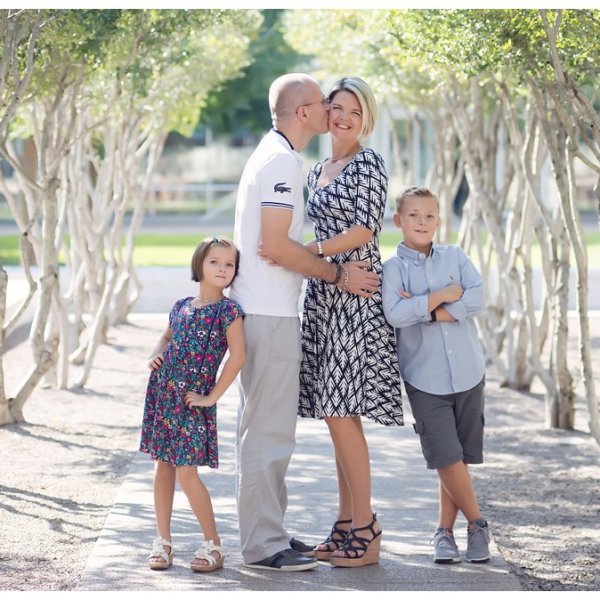 "The ""H"" Family – Fort Worth Photographer"