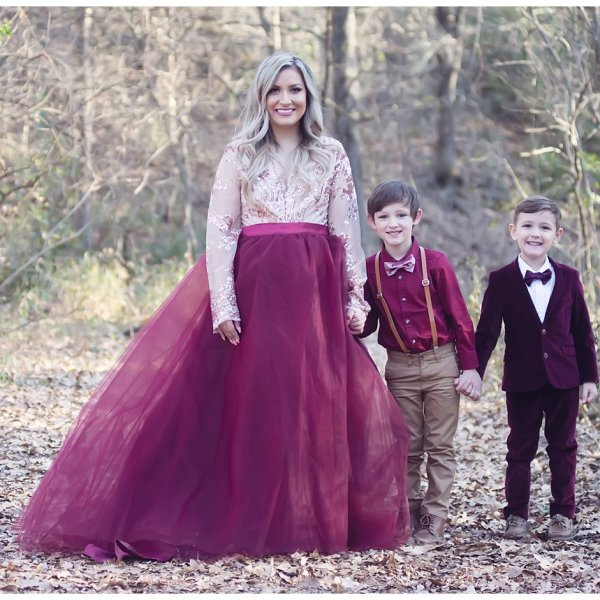 "The ""W"" Family – Family Photographer"