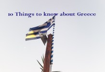 10 Things to know about Greece