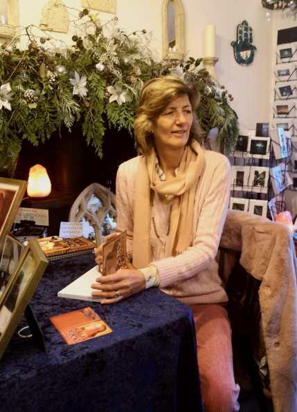 henge shop mary magdalene book signing avebury