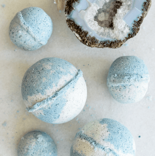 Sleepytime Magnesium Bath Bombs
