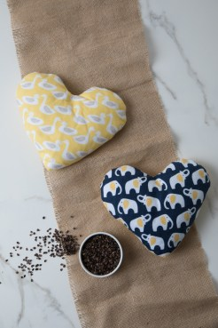 Buckwheat Pillows | The Handmade Mama