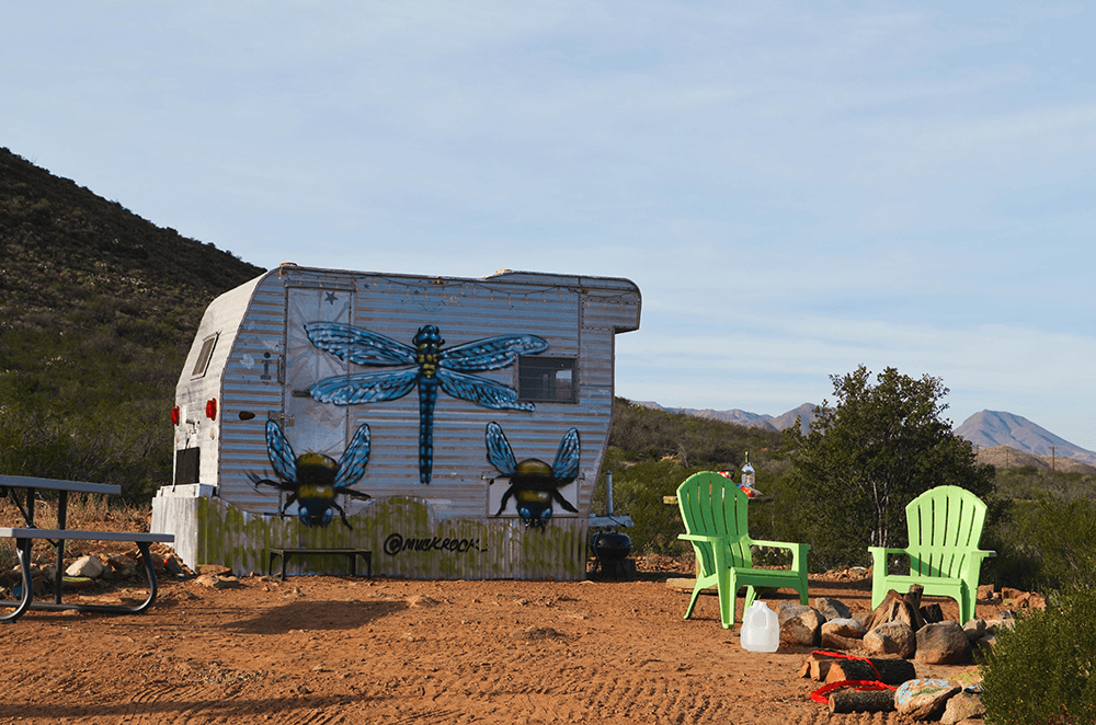Two Days in Terlingua and Big Bend National Park - Tin Valley