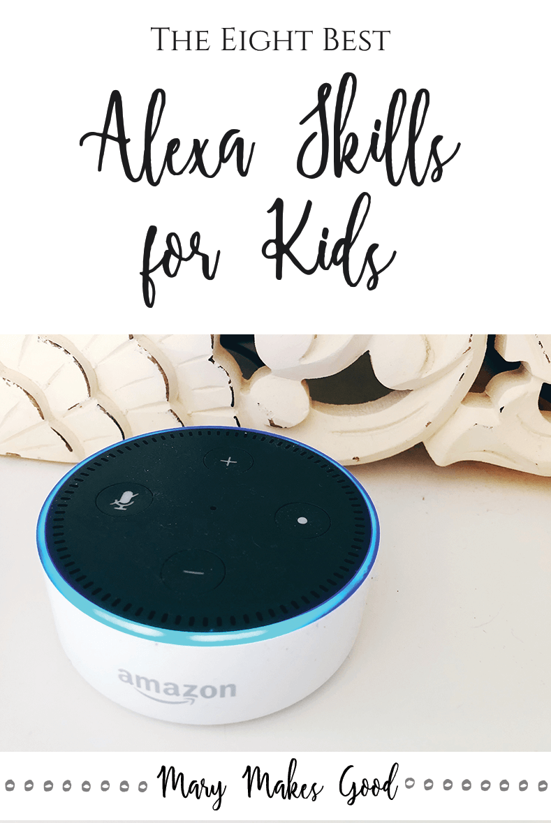 How to Get Alexa to Entertain Your Children - The Eight Best Alexa Skills for Kids