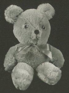 Musical Teddy Bear –