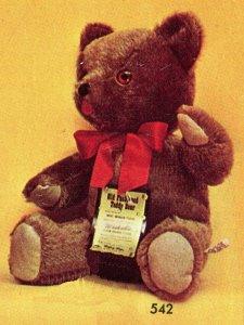 Mohair Bear – Large