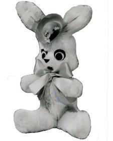 Musical Begging Bunny