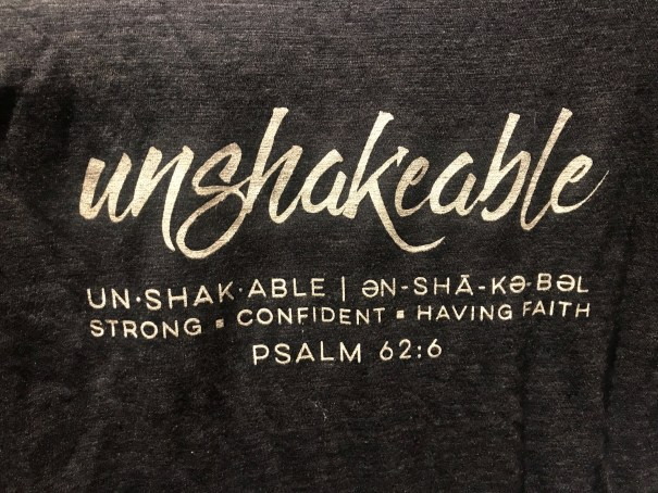 Unshakeable | Clean Your Inner House - With Dr. Mary