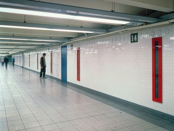 14TH STREET UNION SQUARE SUBWAY STATION | Mary Miss