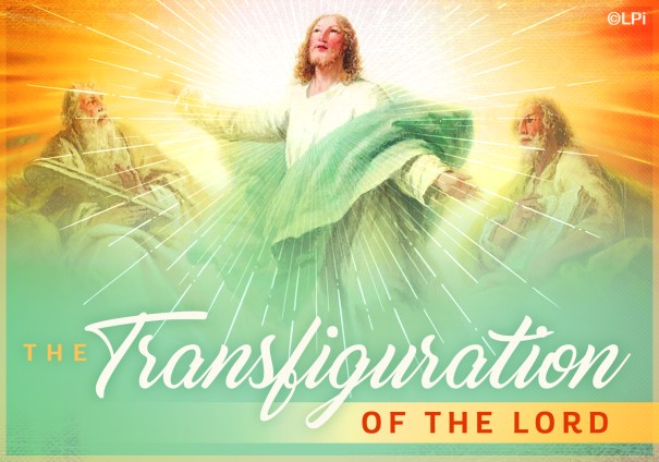 On August 6 the Diocese of Rochester celebrates the Feast of the Transfiguration of the Lord.