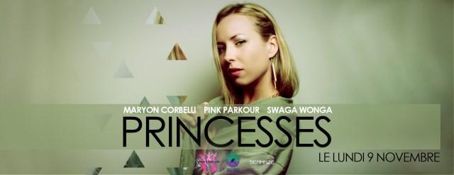 banniere maryon corbelli - princesses