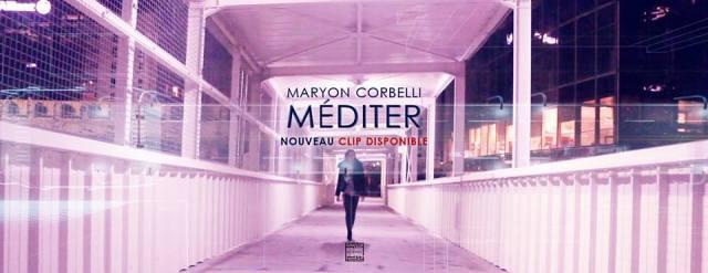 Maryon Corbelli - MÉDITER (Tard le soir) - Trilogie RnB Épisode 1