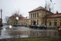 Train station in Vrsac