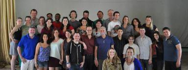 The remaining M26 volunteers.