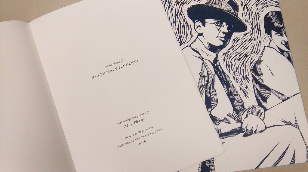 Selected Poetry of Joseph Mary Plunkett & George Noble Count Plunkett