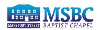 Maryport Street Baptist Chapel Logo