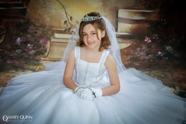 Communion Photographer in South Jersey