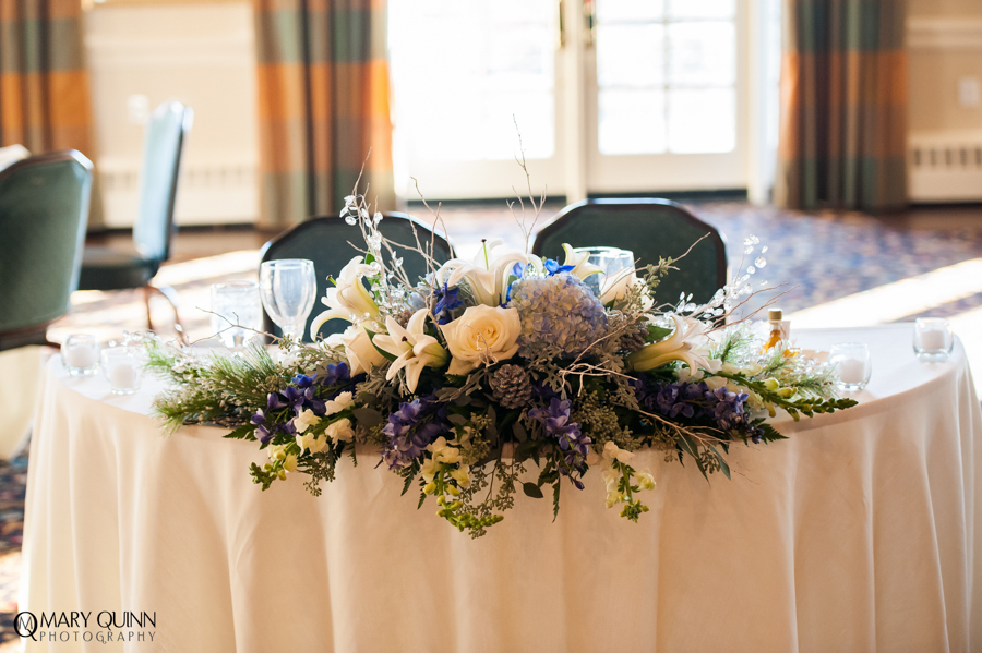 Tavistock Country Club Wedding Flowers