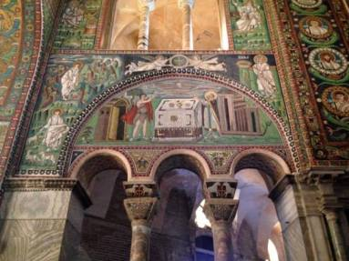 San Vitale, Ravenna (photo: Mary Boyle)