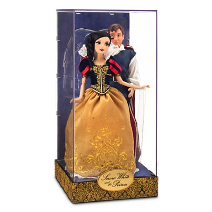 Limited Snow White and Prince DFDC dolls